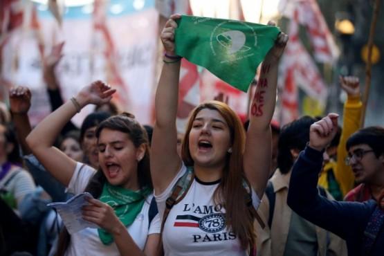 Día de la Mujer: marchas y reclamos en toda la Argentina con paro de mujeres