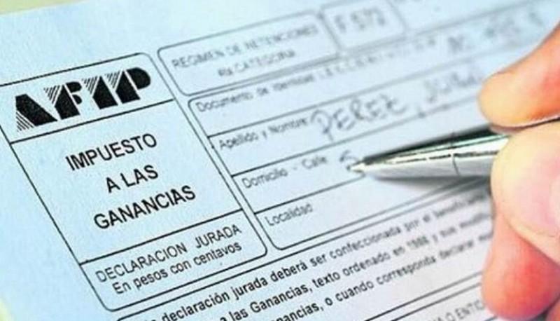 Impuesto a las Ganancias (foto La Nación)