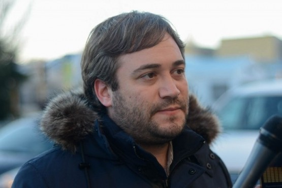 Lic. Matías Kalmus, presidente del IESC.
