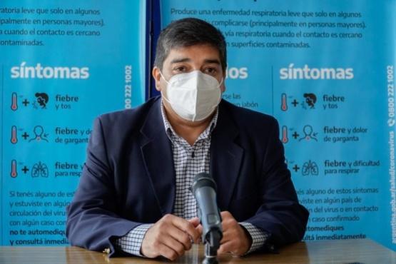 Claudio García.