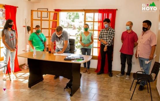 Mejora salarial para los Municipales de El Hoyo