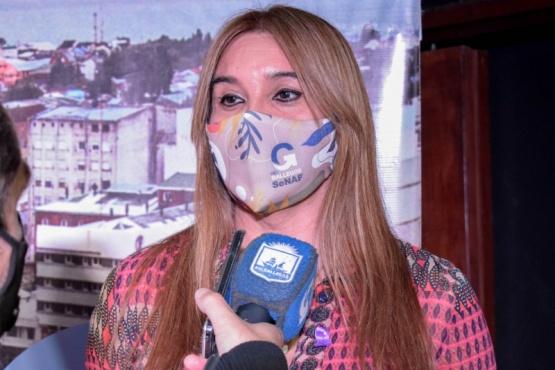"""Delfina Brizuela: """"hoy es un día de reivindicación"""""""