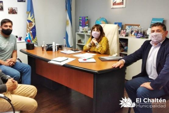 Continúa el trabajo para el regreso de las escuelas deportivas en El Chaltén