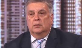 Luis Ventura habló del cuadro médico de su hijo Antoñito, que se encuentra internado
