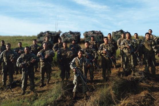 La mujer en el Ejército Argentino