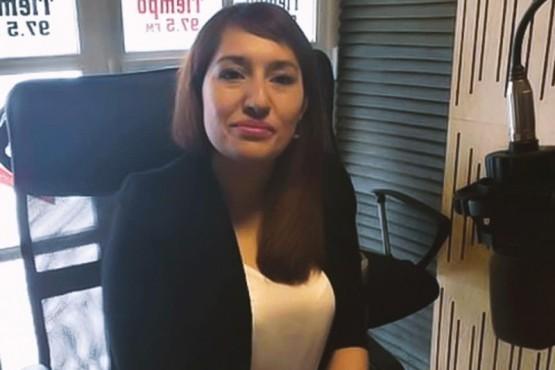 Mujeres de Ideas tomar; hoy Carolina Zabala (34).