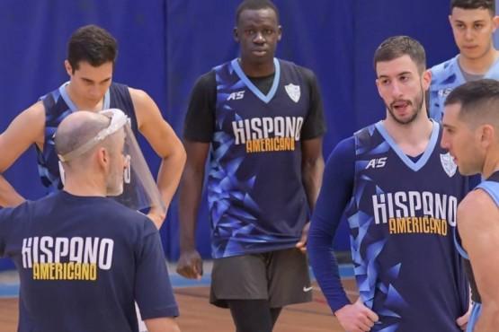 Hispano vuelve a jugar por la liga.