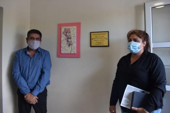 AOMA inauguró el Centro de Salud Dra. Zulma Malvar