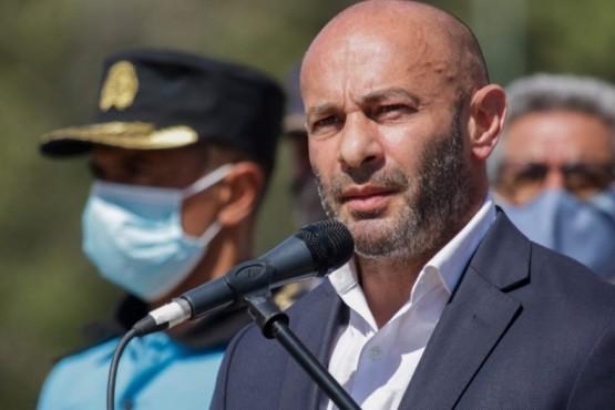 El Ministerio de Seguridad de Chubut investiga la causa del incendio en cordillera