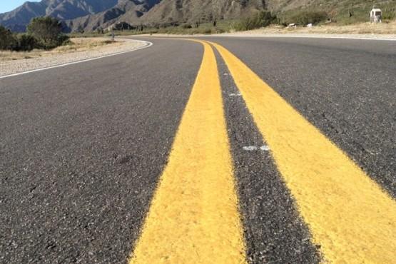 Solicitan precaución para transitar por las rutas de la Comarca Andina