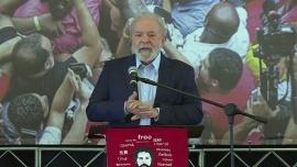 """Lula: """"El día de la verdad ha llegado"""""""