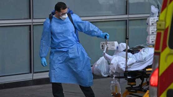 La pandemia sigue golpeando a Europa.