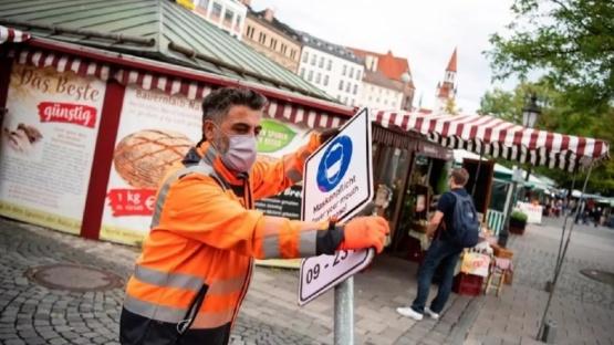 Alemania advierte por una tercera ola de coronavirus en Europa
