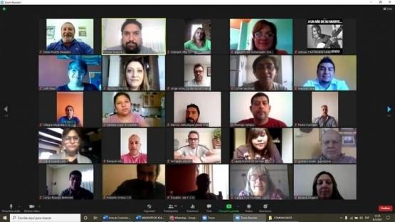 El CPE convocó a los docentes de Santa Cruz paritaria