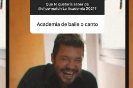 Marcelo Tinelli adelantó cómo será La Academia, su nuevo formato