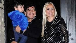Verónica Ojeda irá con Dieguito Fernando a la marcha por Maradona