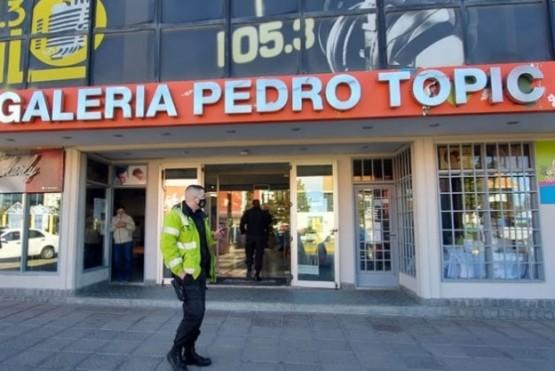 La galería Pedro Topic