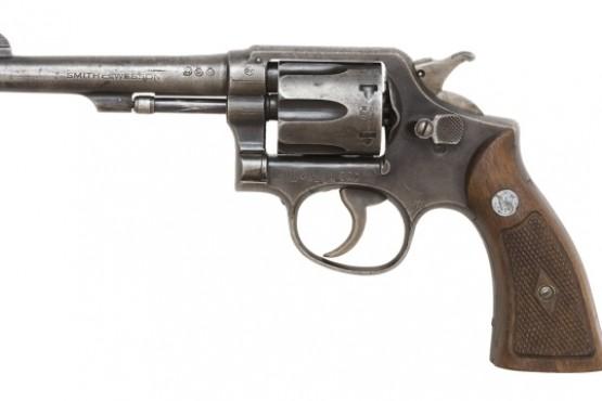 Detenido por amenazas con arma de fuego.