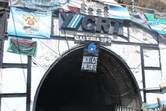 Un gremio de YCRT también pide vacunas y medidas restrictivas en Río Turbio.