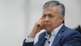 """""""La maneja el marido"""", el comentario sexista de Cornejo sobre la intendenta de Santa Rosa"""