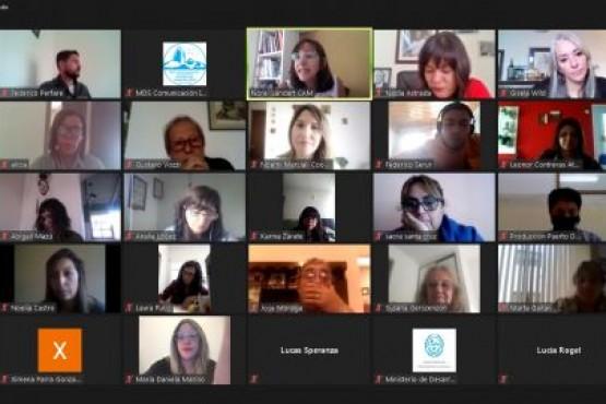 """Mateada virtual: """"La Perspectiva de Género en la Economía Social y Solidaria"""""""