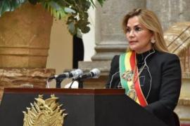 Detuvieron a Jeanine Áñez, expresidenta de facto de Bolivia