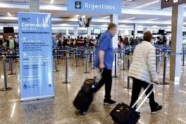 Coronavirus: un avión llegó de Cancún con 44 contagiados y piden extremar las precauciones