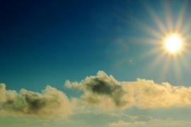 Cómo va a estar el clima este domingo 14 de marzo en Santa Cruz