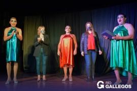 Río Gallegos | Las Rococó fueron homenajeadas por el Municipio