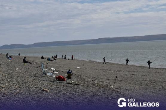 Finalizó el torneo de Pesca organizado por el Municipio y el Club de Pescadores de Río Gallegos