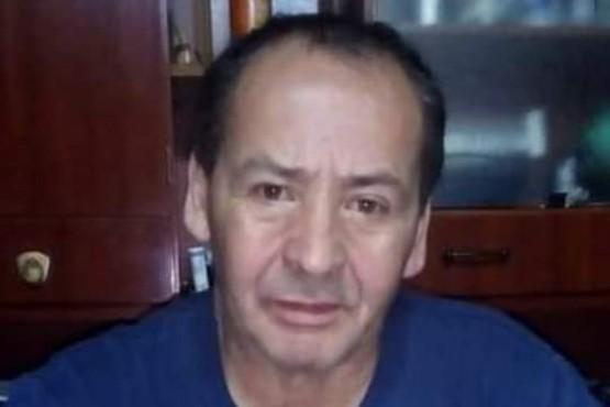 Buscan a Héctor Osvaldo Zamora de 62 años.