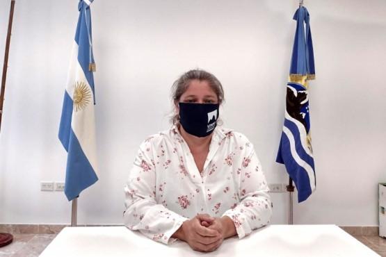 Vice Decana Karina Franciscovic.