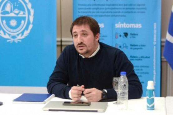 Leandro Zuliani, Ministro de Gobierno.