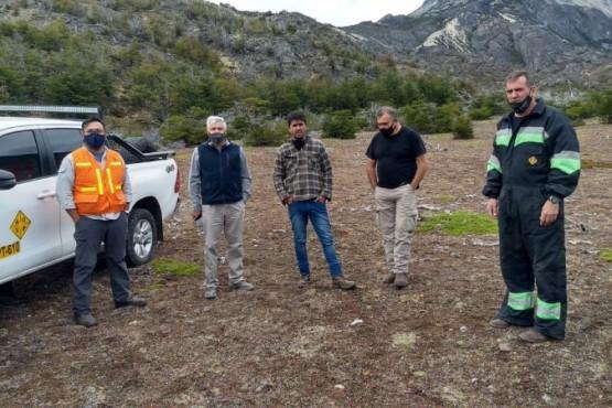 Vialidad recorrió el trazado que pretende unir Lago Posadas con Cochrane
