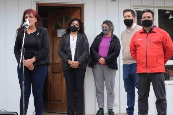 Se inauguró la Oficina de las Mujeres, Género y Diversidad en El Chaltén