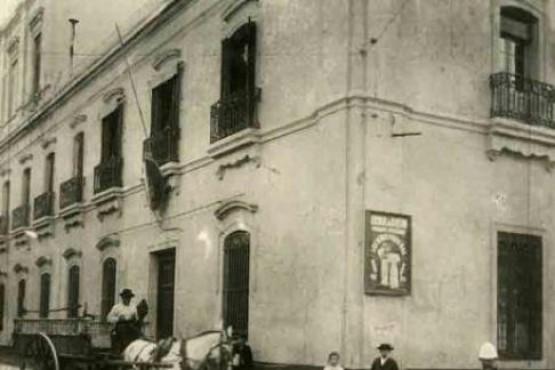 Fue inaugurada el 16 de marzo de 1812.