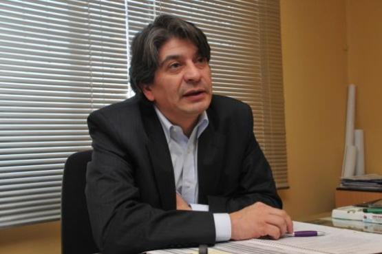 José Luis Garrido.