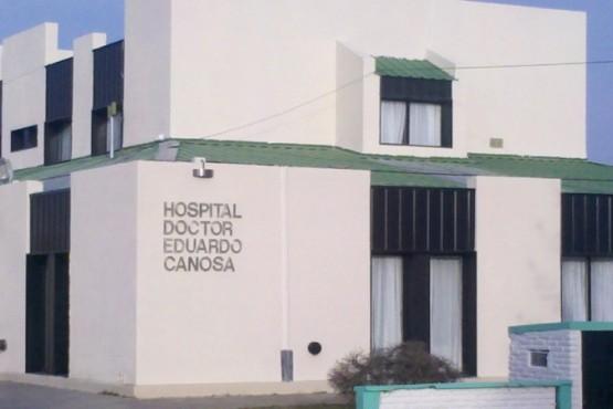 El joven permanece en estado reservado en el nosocomio de Puerto Santa Cruz.
