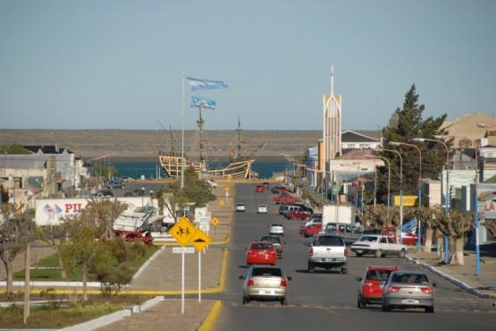El hecho ocurrió en la localidad de Puerto San Julián.