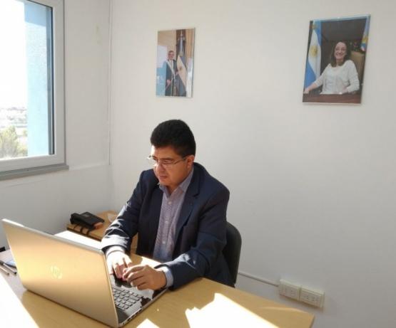 Santa Cruz participa de la 1ª Asamblea del CoFeFuP del 2021