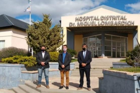 Plan de vacunación con personal de Penitenciaría y Policía en San Julián