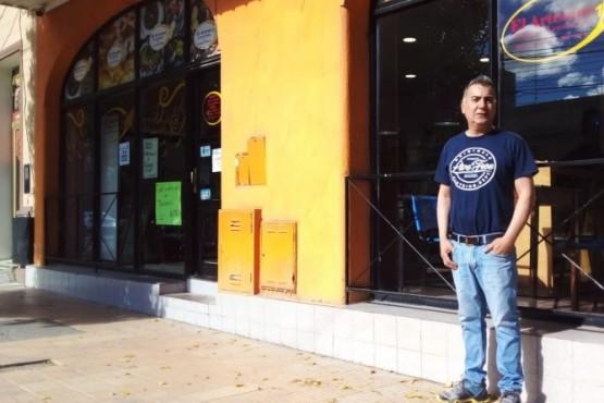 Juan, empresario panadero