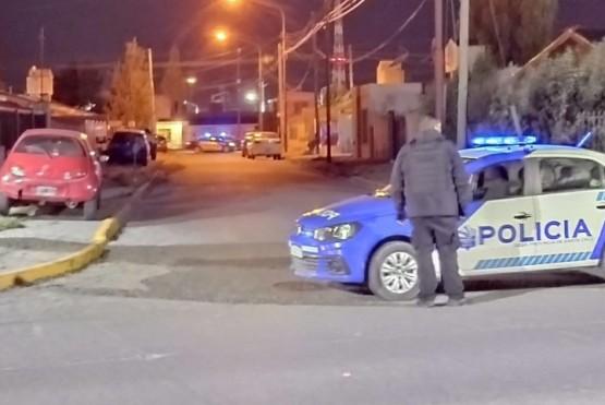 En la noche del lunes, el personal de la Comisaría Sexta allanó la casa.
