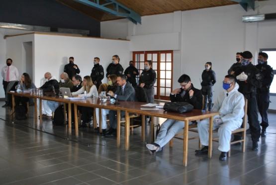 Ayer se llevó a cabo la sexta jornada del juicio por el homicidio de Maíllo. (Foto: J.C.C)
