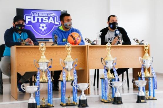 El futsal anunció sus finales.