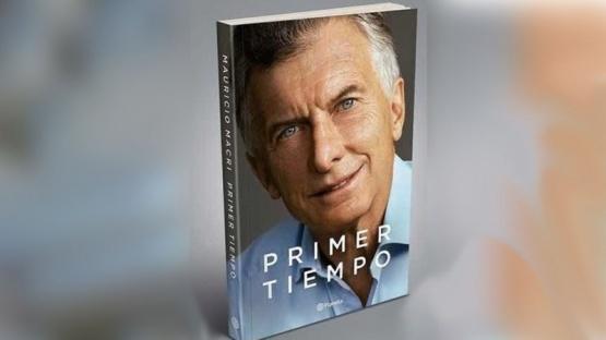 Mauricio Macri presenta su libro