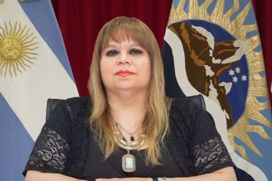 Roxana Inostrosa, secretaria general del Concejo Deliberante