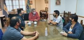 Sigue la negociación paritaria con los municipales en Esquel
