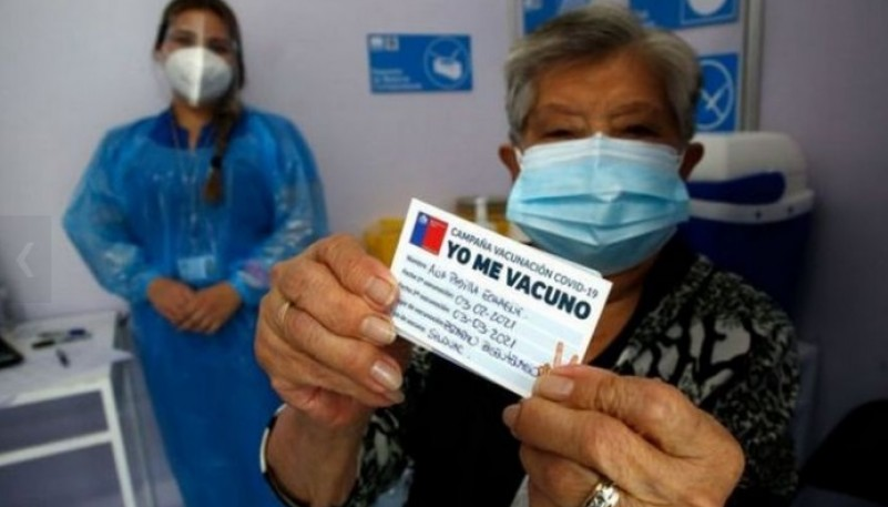 Por qué Chile colapsó a pesar de su gran cantidad vacunas