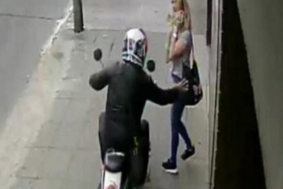 Detuvieron al motochorro acusado de asaltar y matar a la psicóloga
